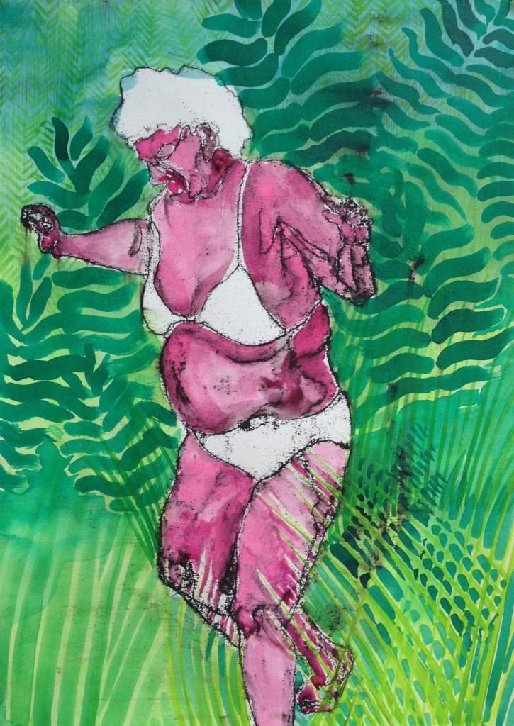 Lucy Paints website - 16