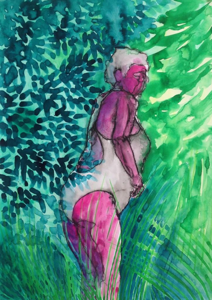Lucy Paints website - 19