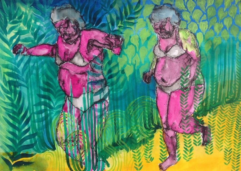 Lucy Paints website - 21