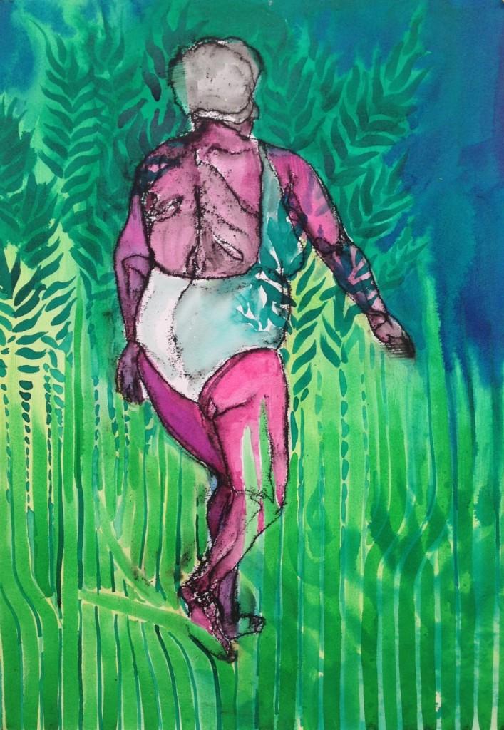Lucy Paints website - 26